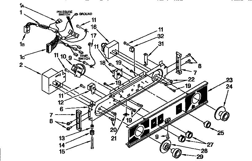 Wonderful Kenmore 80 Series Dryer Wiring Diagram Pictures – Kenmore Model 110 Wiring Diagram