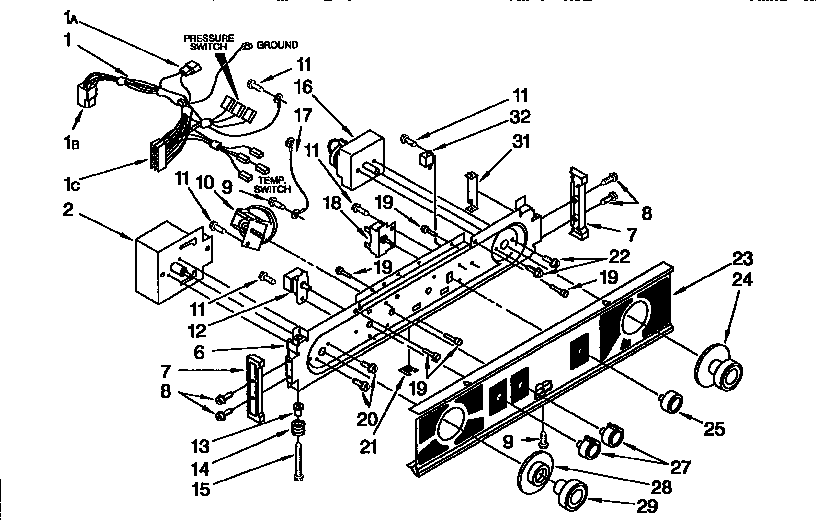 Kenmore Elite Washer Manual Troubleshooting Diagram – Kenmore Elite 110 Wiring Diagram