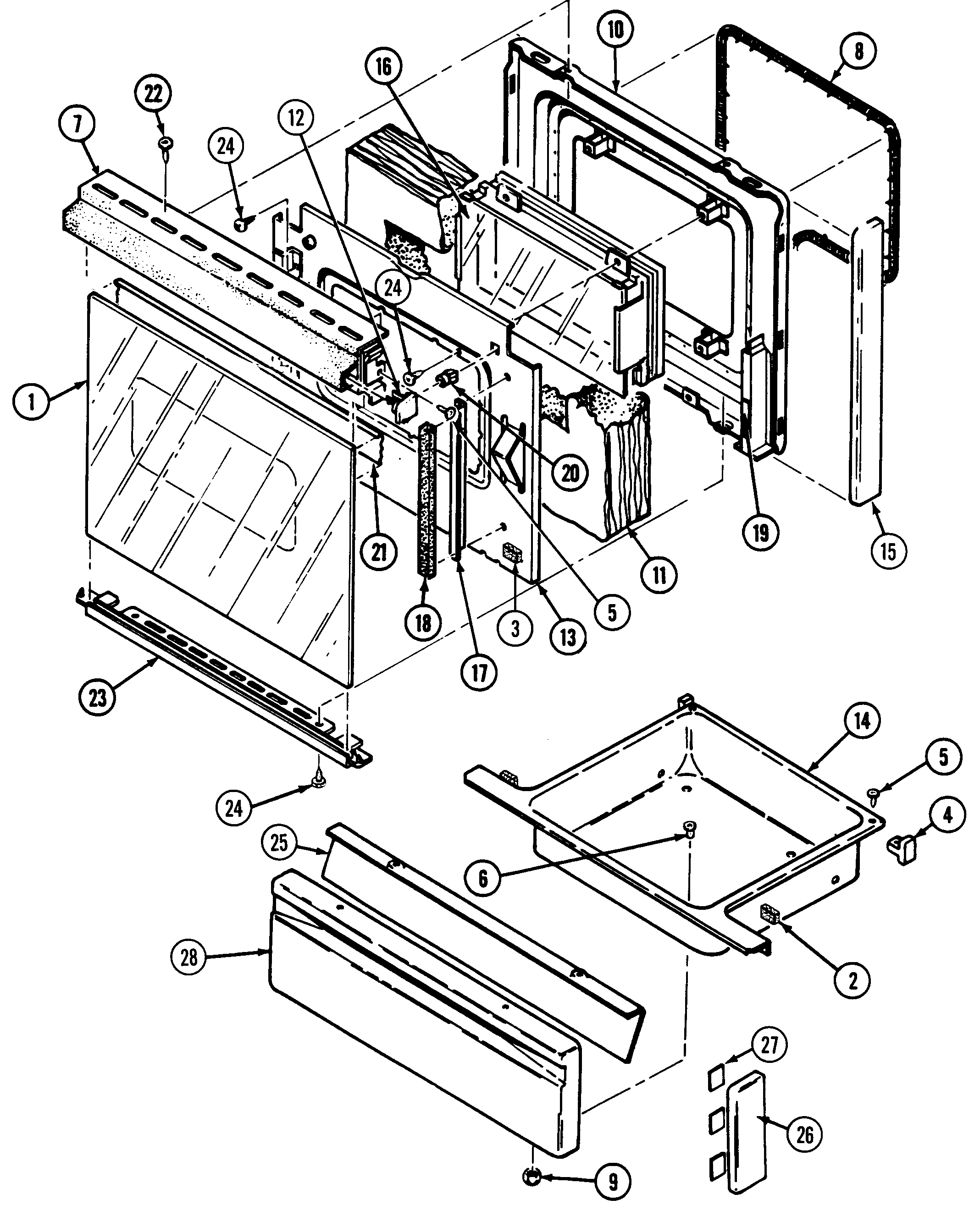 Whirlpool Thermostat Wiring