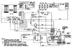 Magic Chef 6498VVV Gas Range Timer  Stove Clocks and