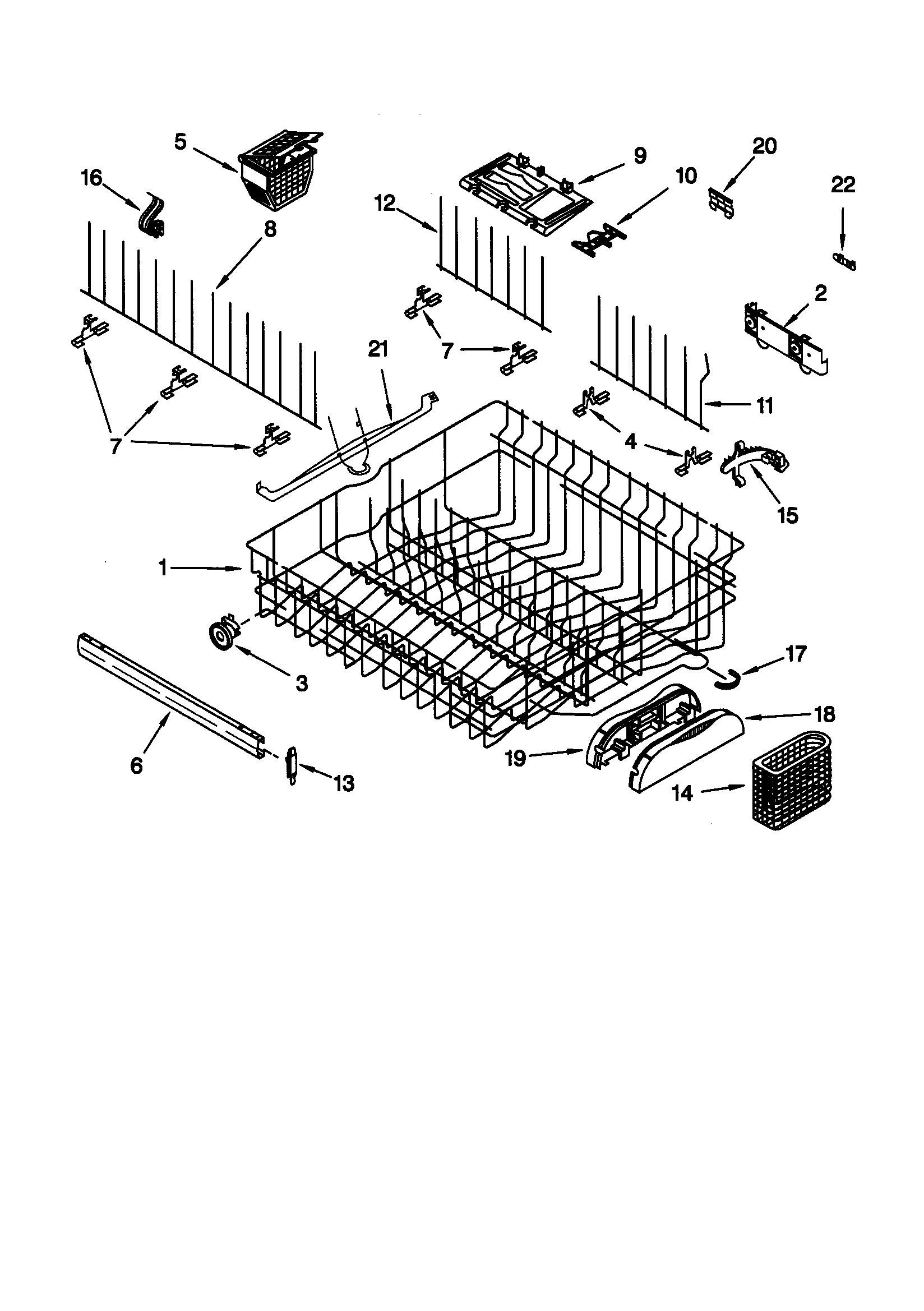 Kenmore Elite Diagram