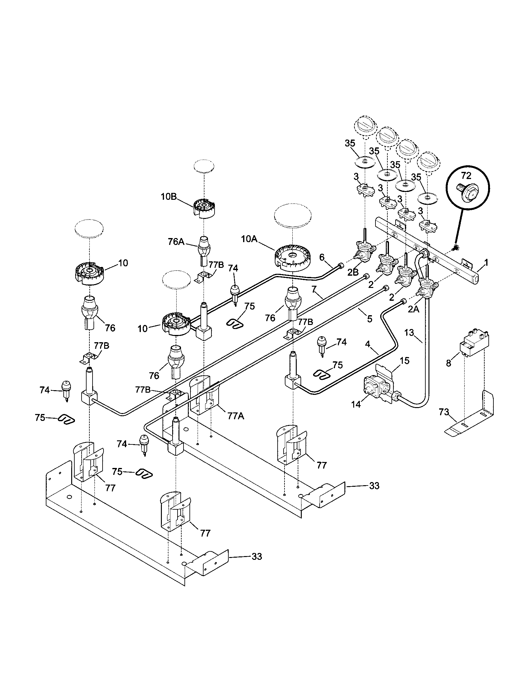 burner parts?resize\\\=665%2C863\\\&ssl\\\=1 dishwasher 665 13213k900 wiring diagram wiring diagrams bosch dishwasher wiring schematics at bayanpartner.co