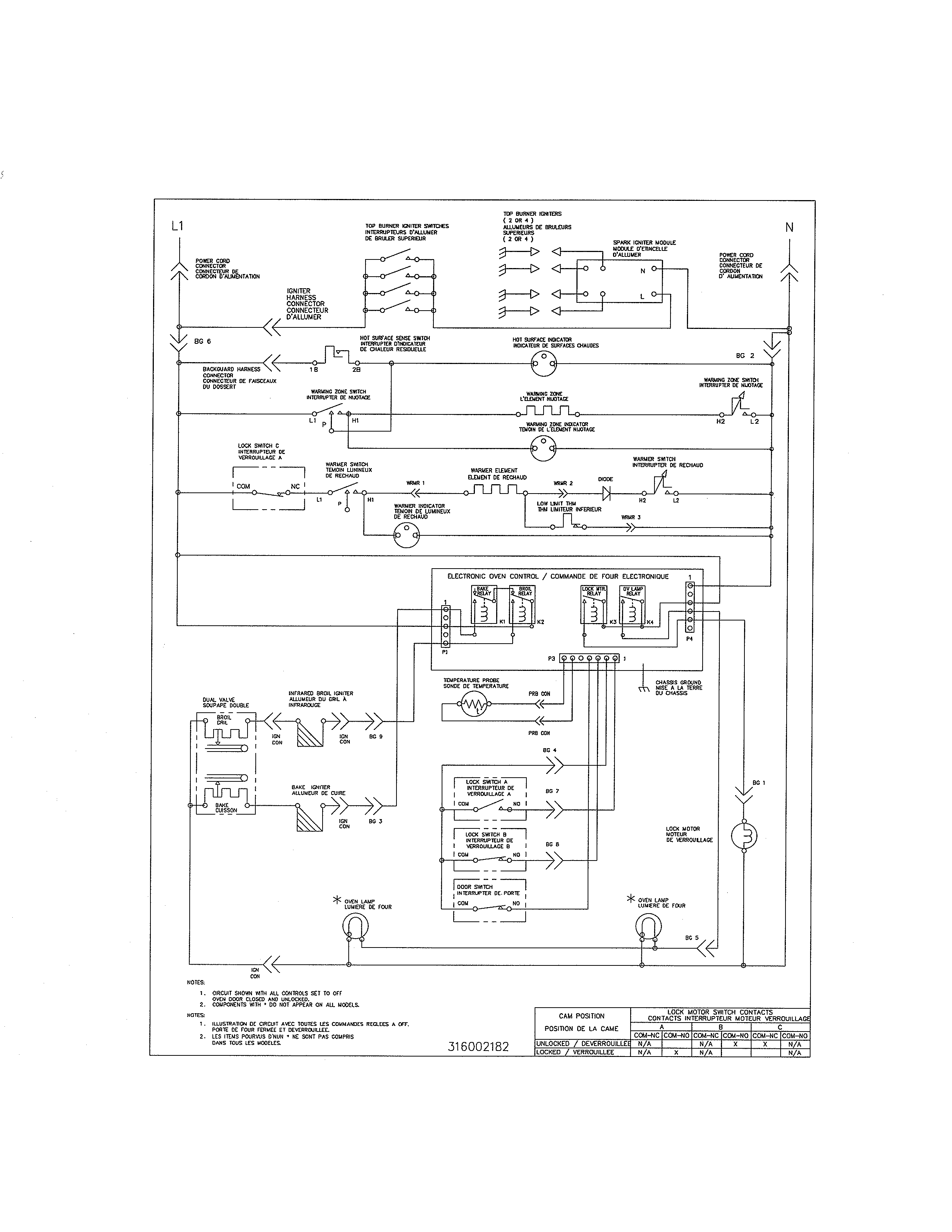 Kenmore Wall Oven Wiring Diagram Electrical Diagrams For Dacor Model 911 47704201 Product Electric Range Breaker