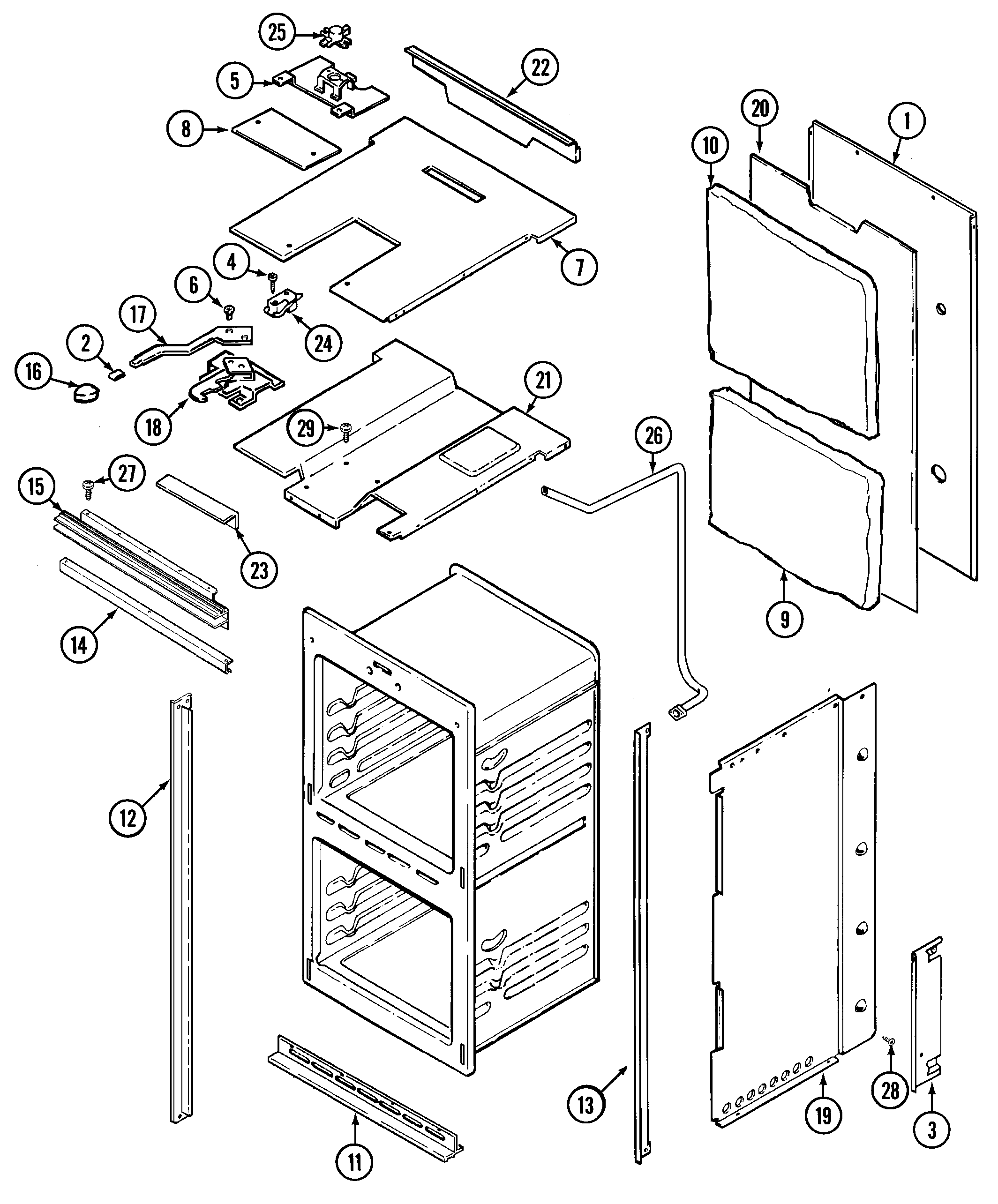 Wiring Diagram For Induction Hob Oven Hob Wiring Diagram