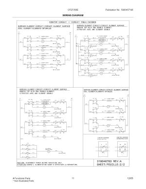 Frigidaire CFEF358ES2 Electric Range Timer  Stove Clocks
