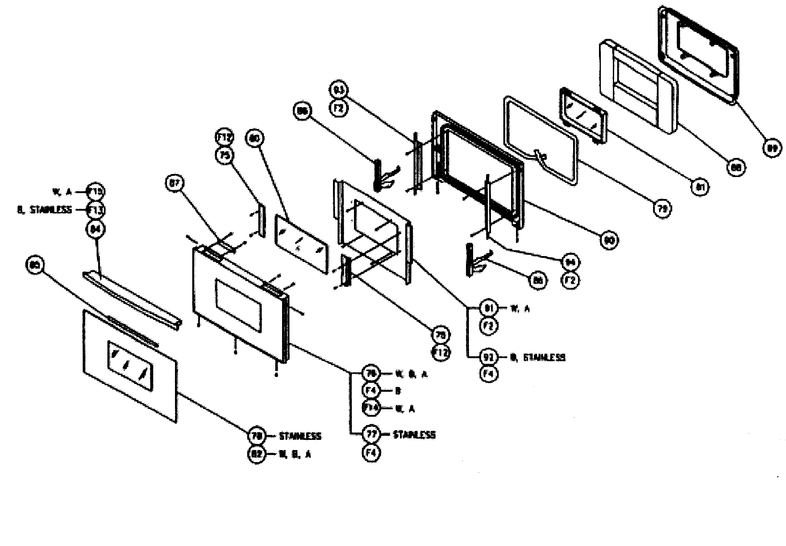 Diagram Of Parts Of House Outside