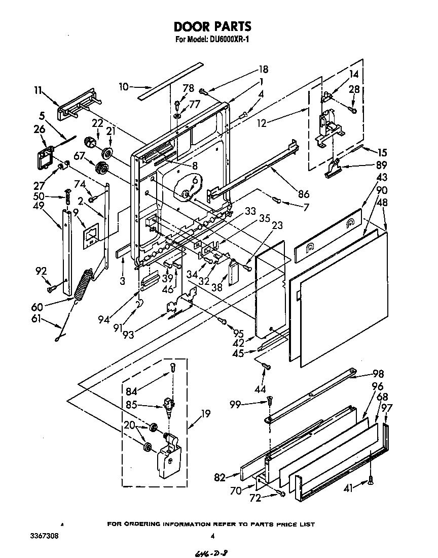 Whirlpool Dishwasher Manual