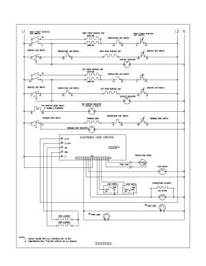 Whirlpool FEFL88ACC Electric Range Timer  Stove Clocks