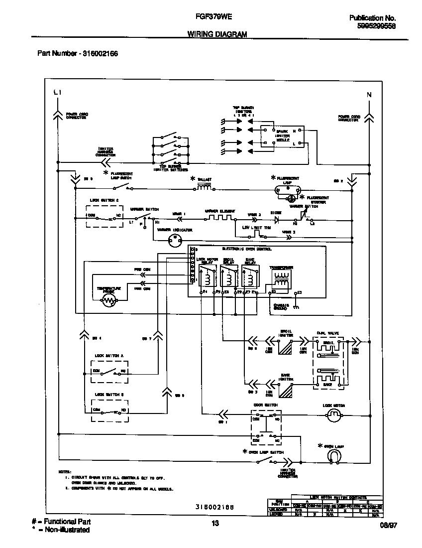 Frigidaire Oven Wiring Diagram Detailed Schematics Dacor Dishwasher Parts For Fpbm189kfc Haier Exelent