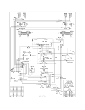 Frigidaire GLEFM397DSB Electric Range Timer  Stove Clocks and Appliance Timers