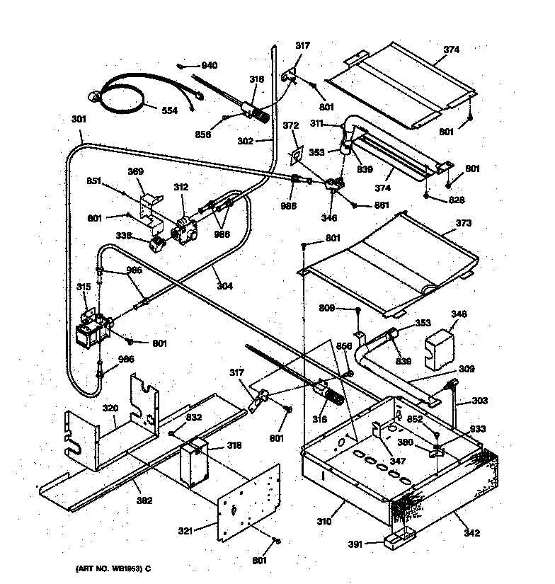 oven burner parts electric range wiring diagram land rover wiring diagram schematic  at soozxer.org