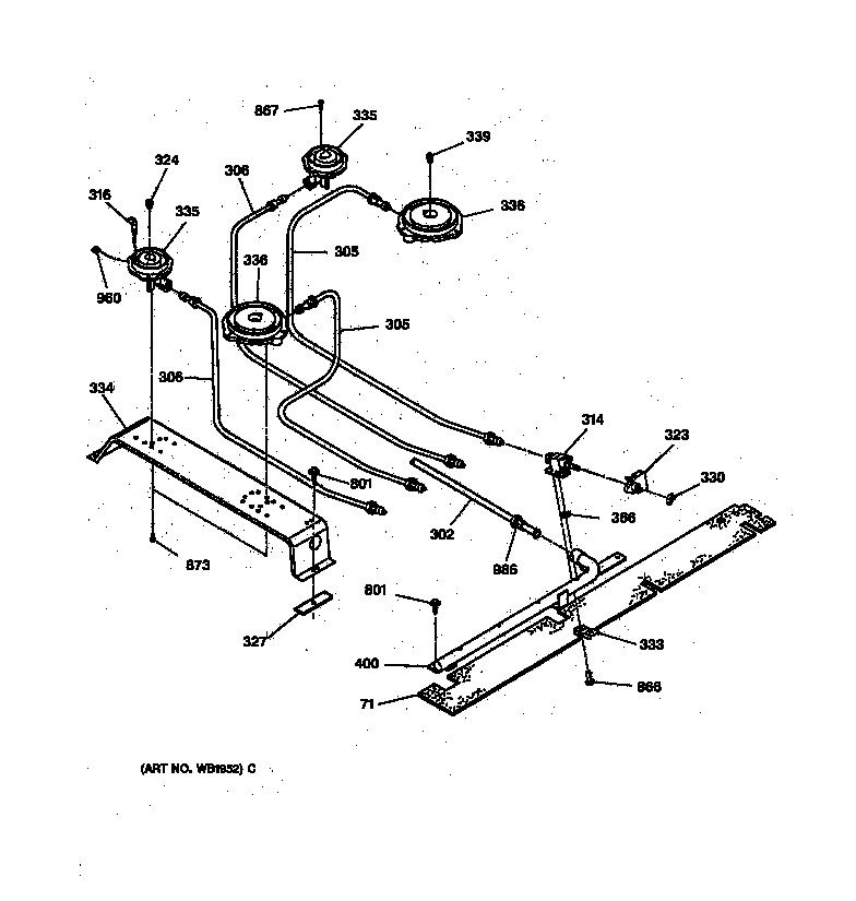 Diagram Gas Stove Igniter Wiring Diagram Diagram Schematic Circuit