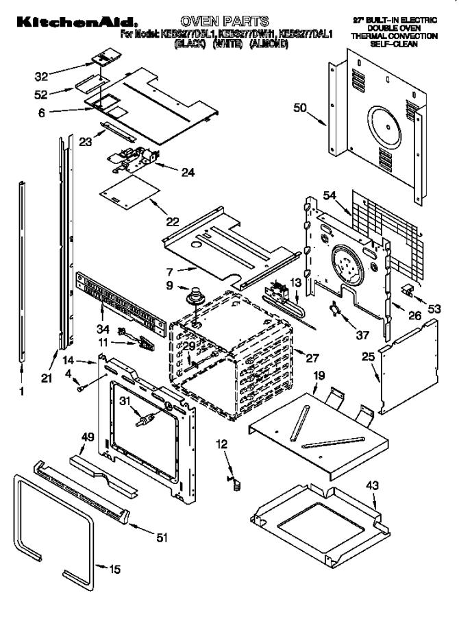 kitchenaid superba wall oven wiring diagram  pietrodavico