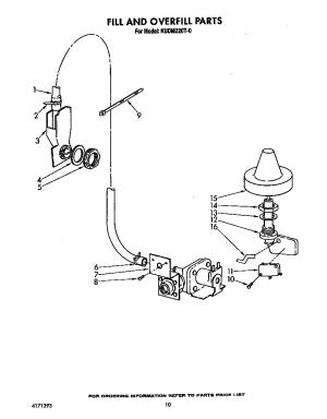 KitchenAid KUDM220T0 Timer  Stove Clocks and Appliance Timers