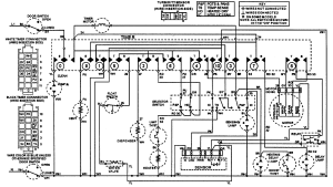 Dishwasher motors  looking for wiring diagram