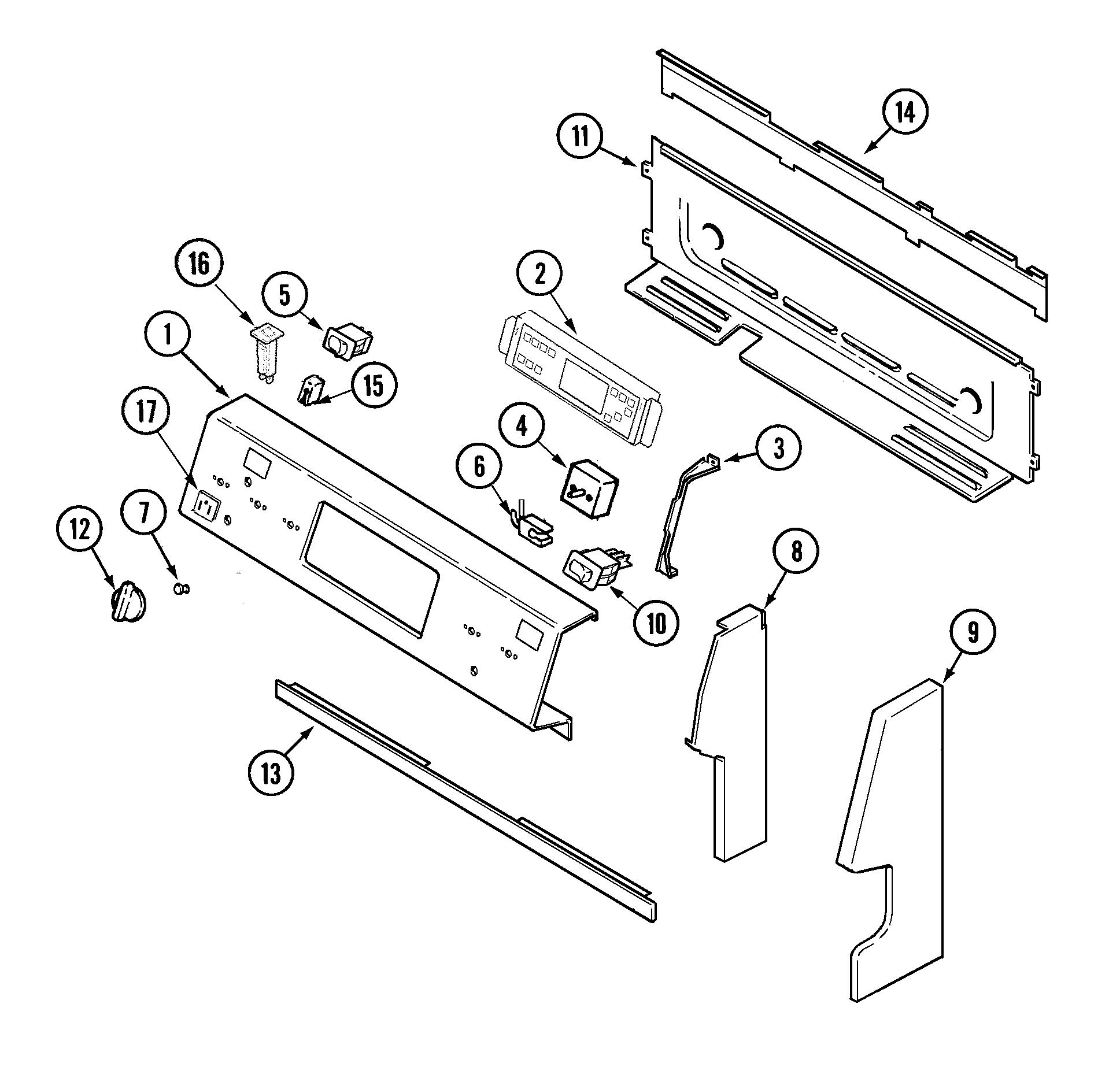 control panel parts?resize\\\=665%2C640 kubota l48 wiring diagram kubota bx23 wiring diagram, kubota l175 kubota bx23 wiring diagram at gsmx.co