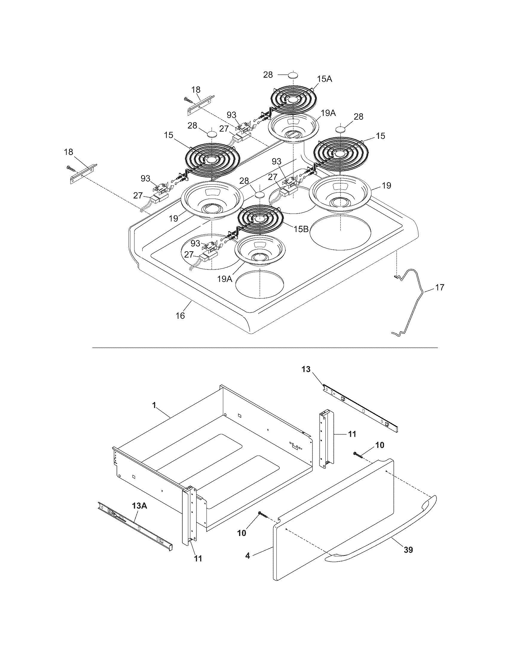 Frigidaire Frigidaire Oven F31
