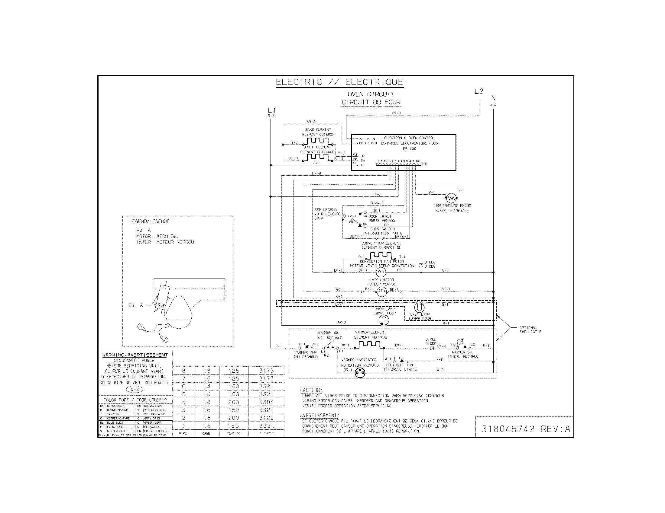 Pressure Cooker Diagram