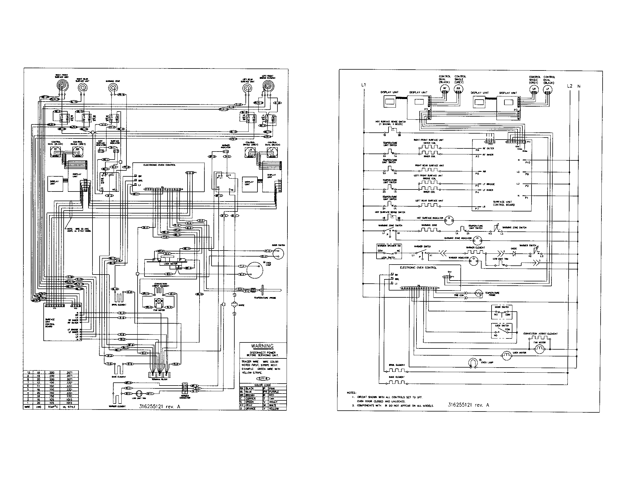 Universal Oven Thermostat Wiring Diagram 40 Images General Electric Partsresize