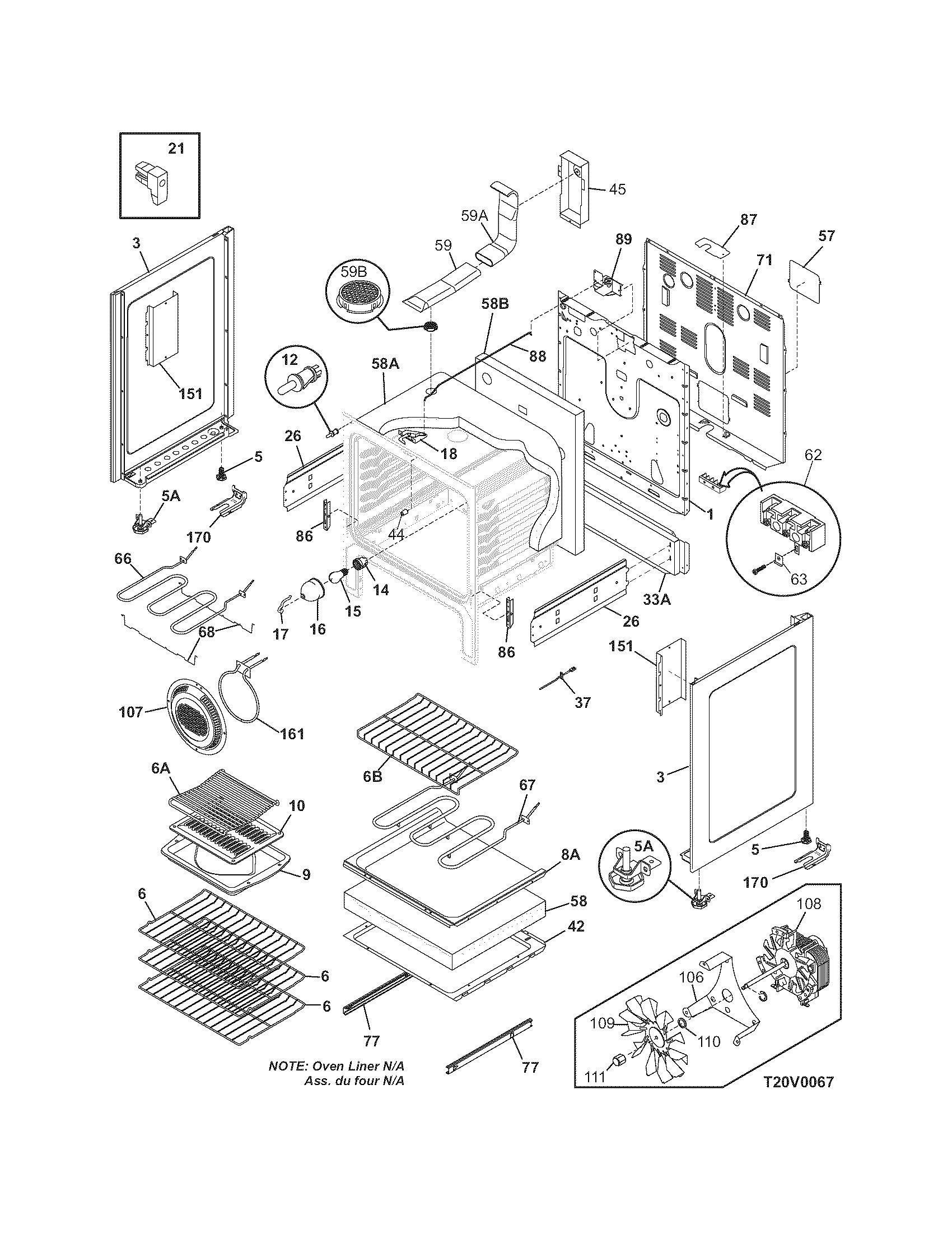 Zebra Body Part Diagram
