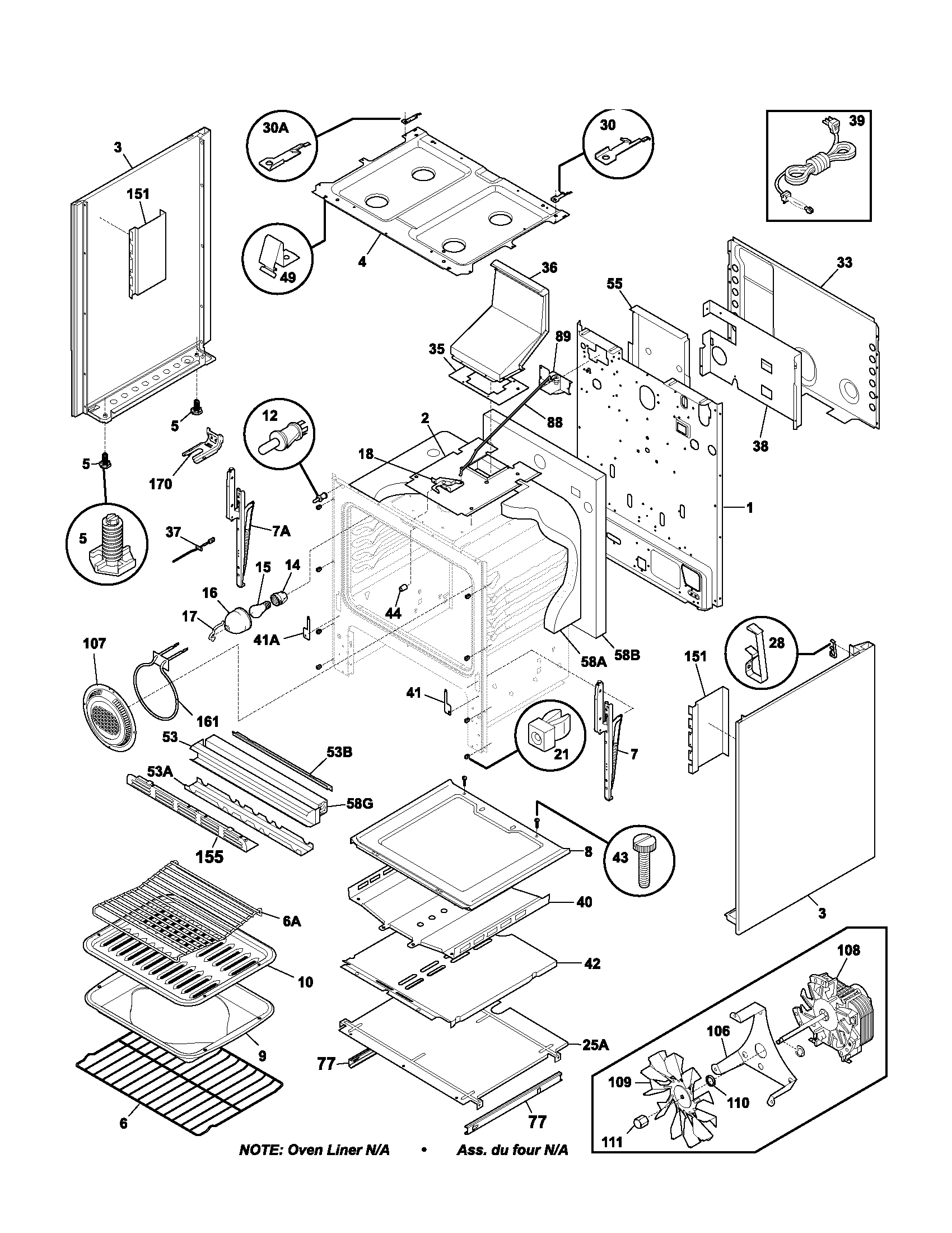 gas stove schematic