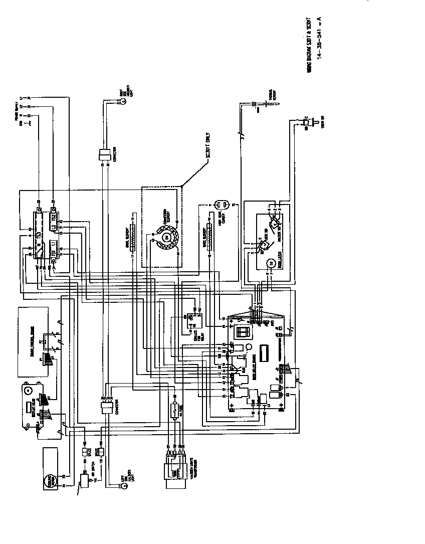 Electrolux Canister Vacuum Housing Diagram Trusted Wiring Diagrams  Electrolux 6500 SR Schematics Electrolux Vacuum Wiring Diagrams 1401