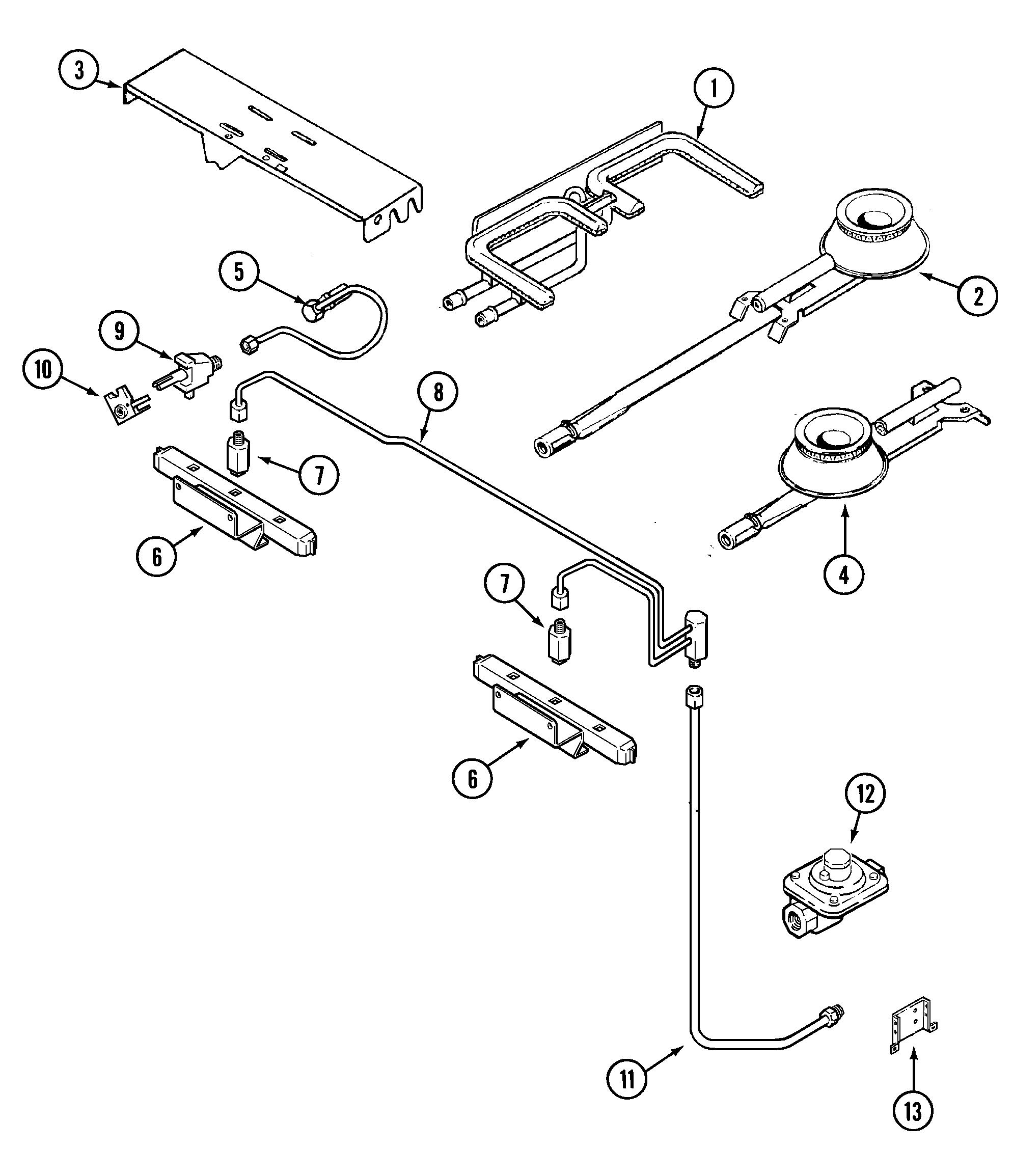 Gas Valve Electrical Schematic