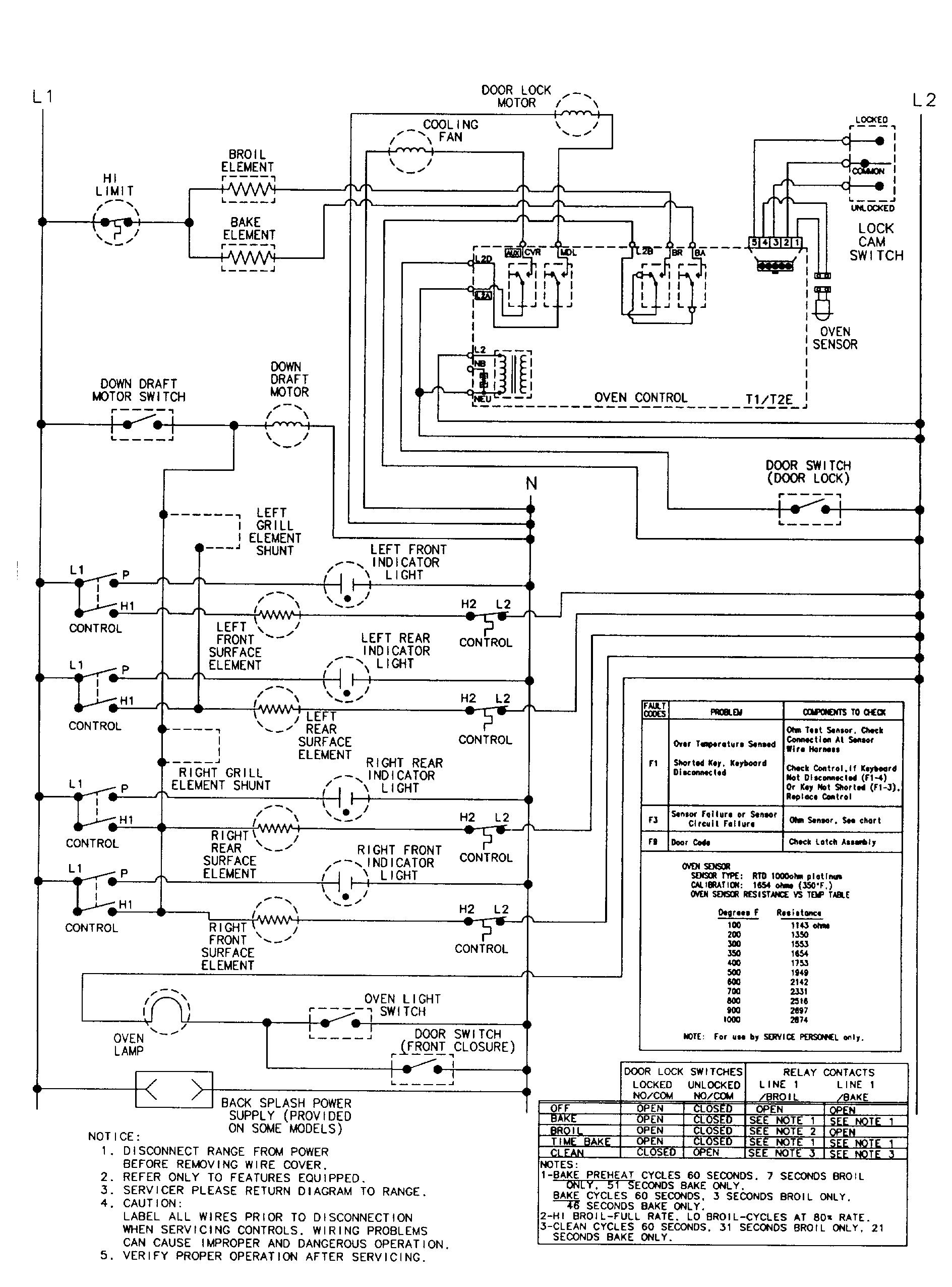 Burner Control Wiring