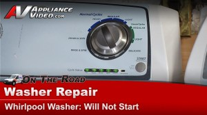 Whirlpool WTW4800XQ2 Washer Repair – Does not start