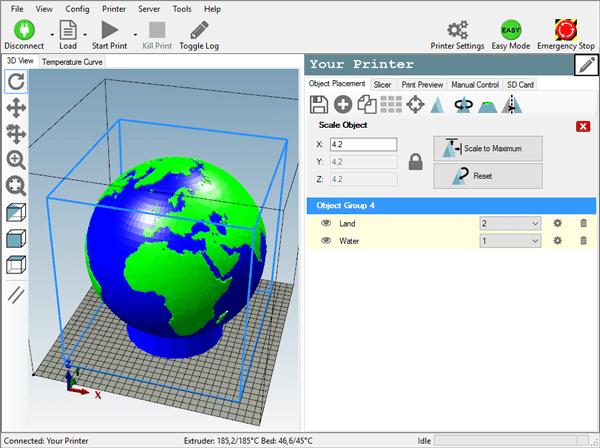 Best 3D Printing Software #10: Repetier