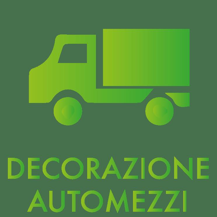 Decorazione Automezzi