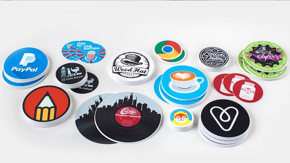Etichette e stickers