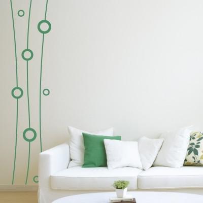 Personalizza e decora le pareti con gli stickers da parete