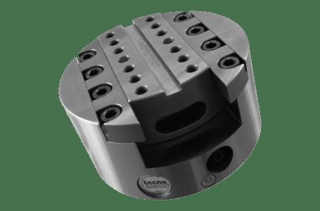 Testa radiale a carrello singolo_Facing head with single slide