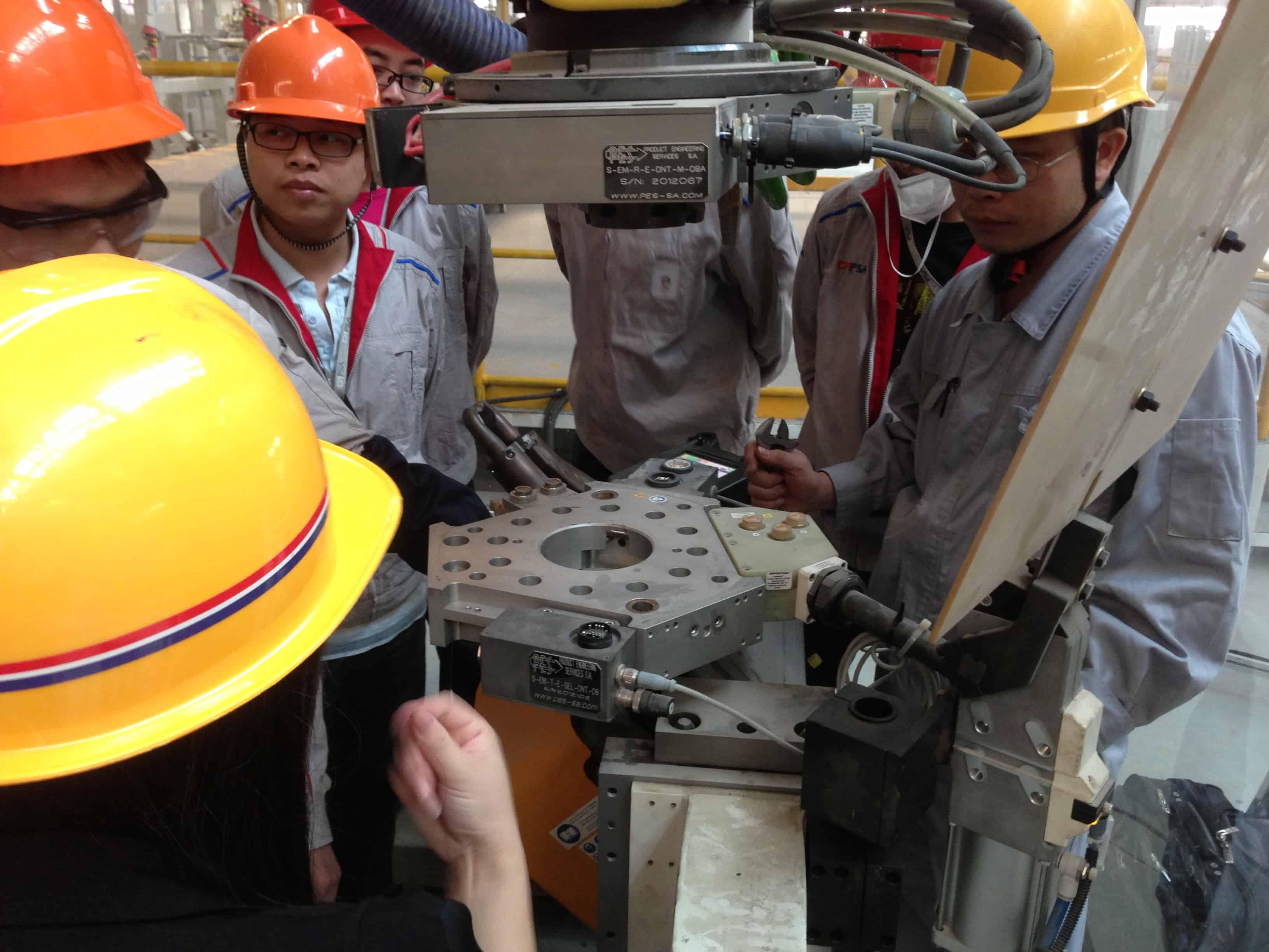 Robotic Product Testing