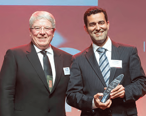 World Demolition Awards 2013 – Fabio Bruno Construçoes wins the Explosive Demolition Award