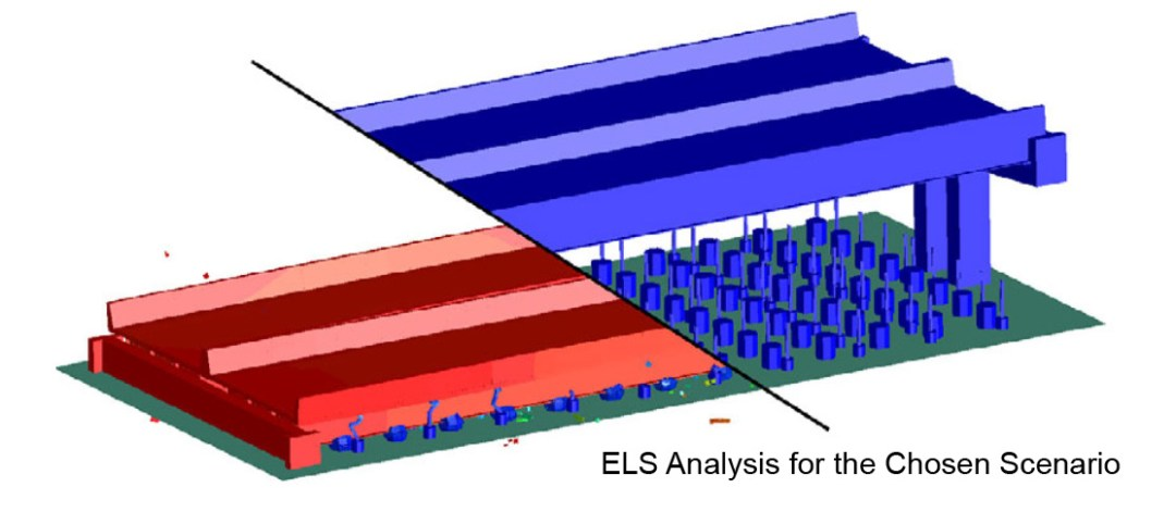 Engineering Services - ELS Analysis for Perimetral Bridge - Applied Science International