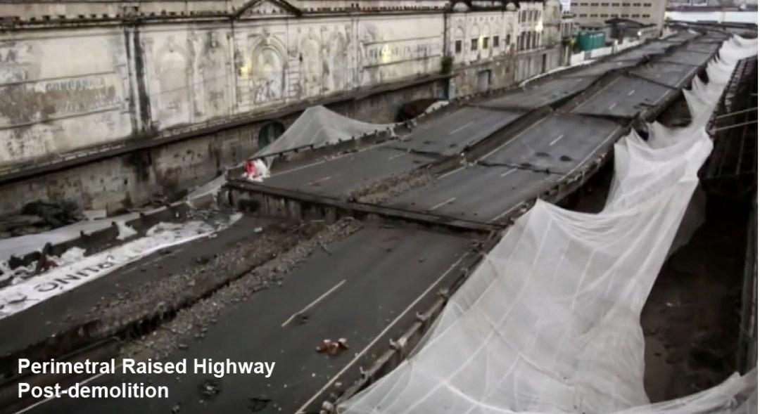 Engineering Services - Perimetral Raised Highway Post demolition - Applied Science International