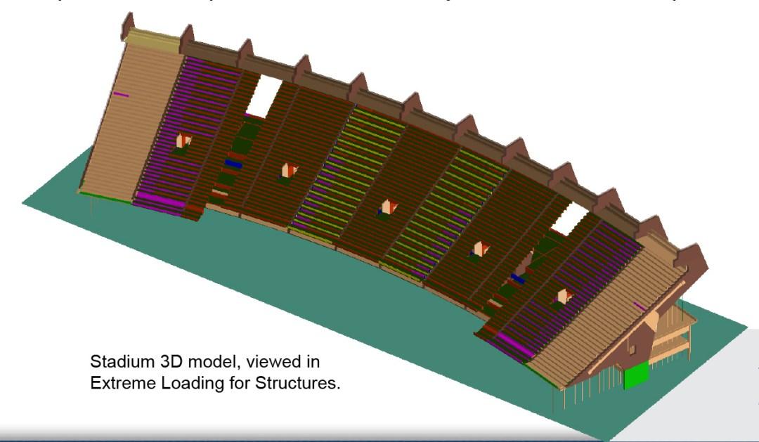 Demolition Plan - Stadium-3D-model,-viewed-in - Applied Science International