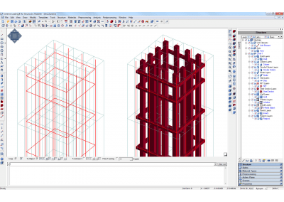 Enhanced Modeling of Steel Bars
