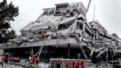 Building Collapse - Pyne Gould Building Collapse - Applied Science International