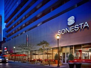 Sonesta Hotel, Philadelphia - Light Steel Framing Design Training