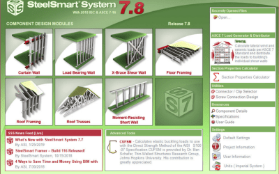 What's New with SteelSmart System 7.8