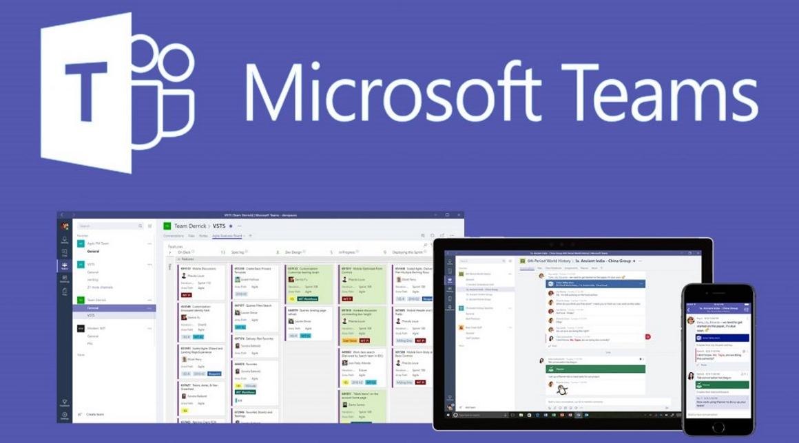 Ein universelles Werkzeug: Microsoft Teams