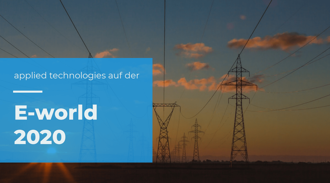 applied technologies auf der E-world 2020