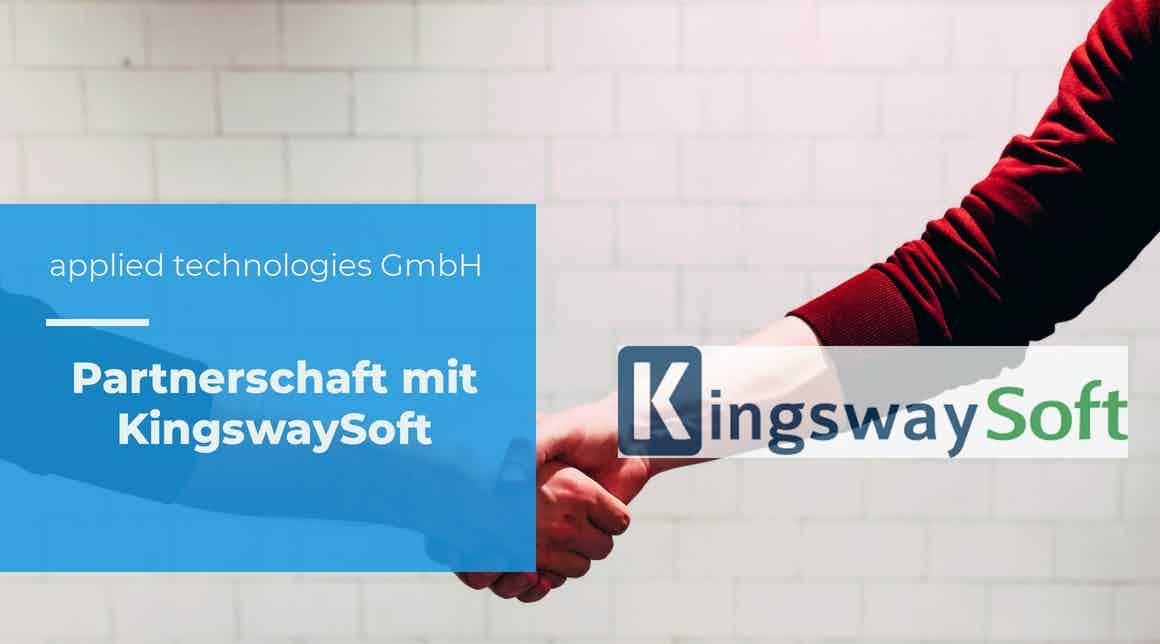 apptech - Partnerschaft mit KingswaySoft