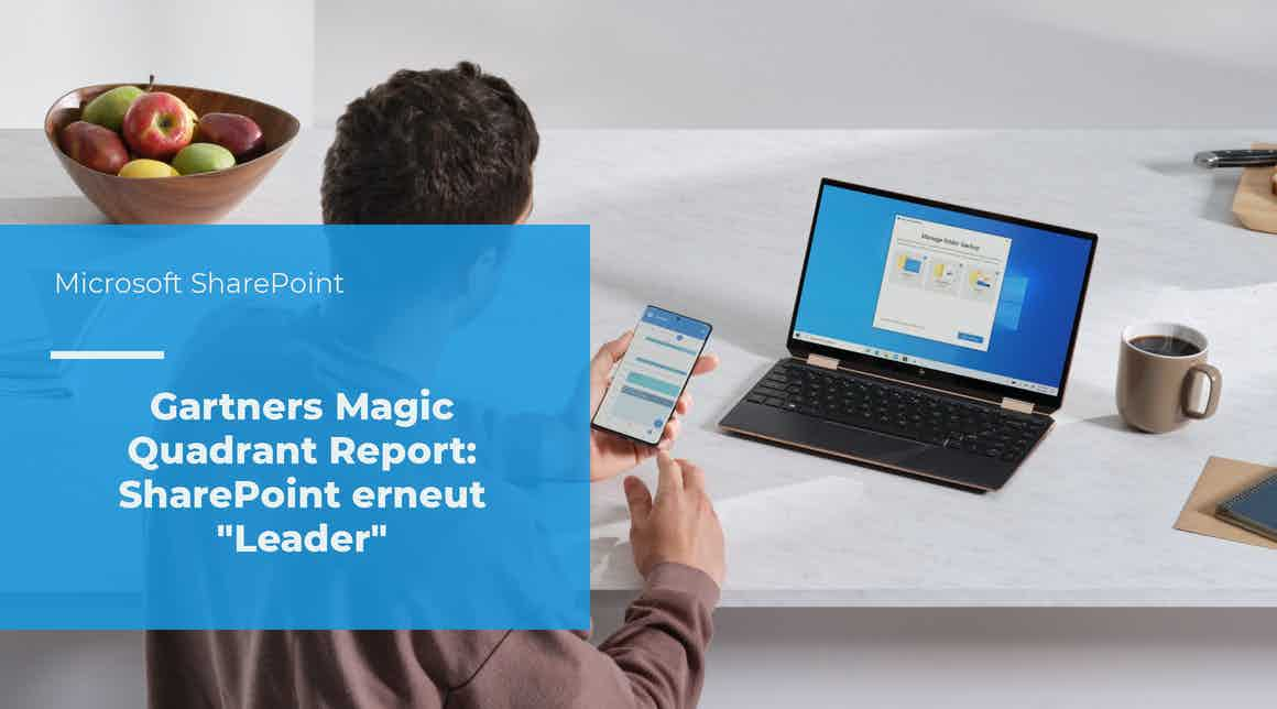 "Gartner ""Content Services Platforms"" Magic Quadrant 2020 – SharePoint erneut Leader"