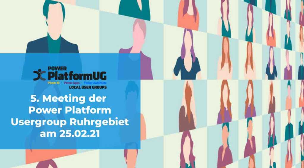 Power Platform UG Meeting #5