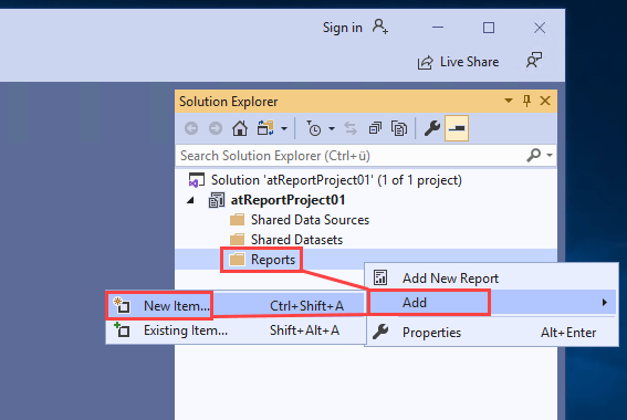 15 Visual Studio 2019 und Fetch XML