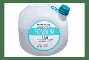 Fomblin YL-VAC 25-6-vacuum oils 16lb-8kg, Solvay Solexis